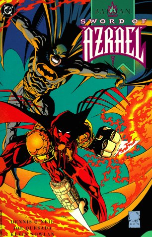 Batman: Sword of Azrael (Prelude to Knightfall)