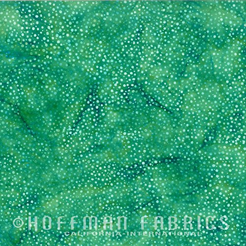 Hoffman Bali Chops Hand-Dyed Batik Quilt Fabric Fat - Fabric Hand Batik Dyed