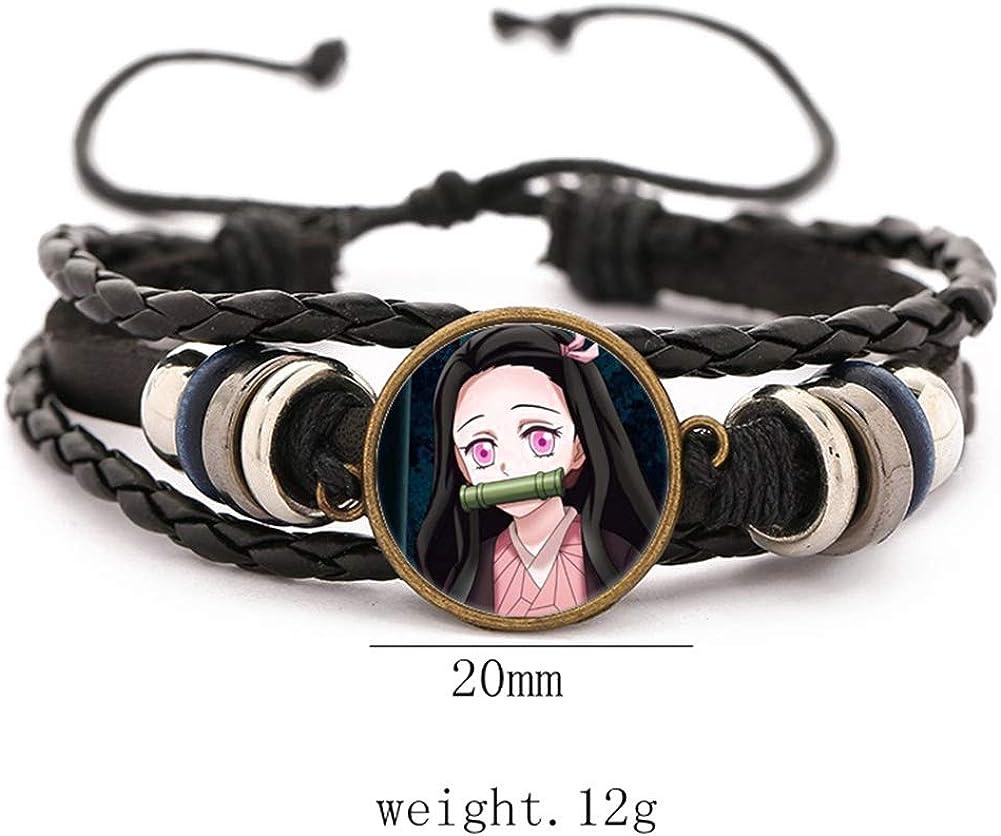 NEW Jewelry Women's Fashion Leather Cute Infinity Charm Bracelet Accessories Pop
