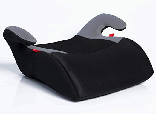 2x Sitzerhöhung Autositz EOS 010 BOO schwarz 15-36 kg ECE R44//04
