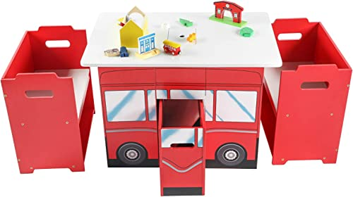 RUUF Kids Table and Chairs Set