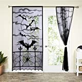 Decorative Polyester Halloween Horror Translucent