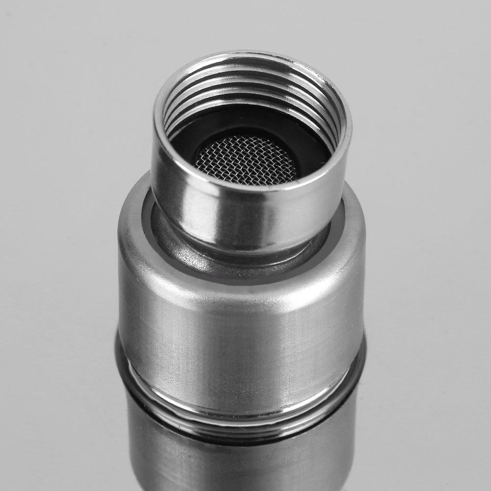 1 dispensador de jab/ón l/íquido antigoteo de pl/ástico ABS dispensador de jab/ón de Pared de Cocina o ba/ño Doitsa 300 ml