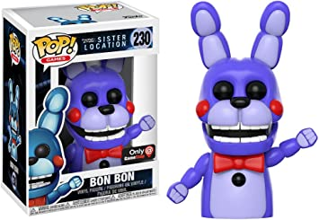 Figura Pop Five Nights at FreddyS Sister Location Bon Bon Exclusive: Amazon.es: Juguetes y juegos