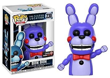 Games Five Nights At Freddy/'s Sister Location BON BON 230 Figurine Funko POP