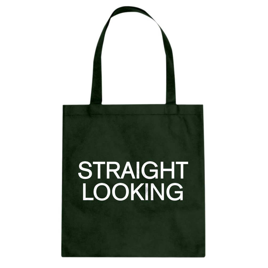 Indica Plateau Straight Looking Cotton Canvas Tote Bag