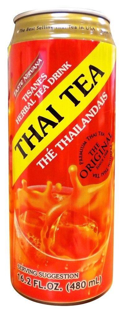 Taste Nirvana Thai Tea, 16.2 Ounce (Pack of 24) by Taste Nirvana (Image #1)