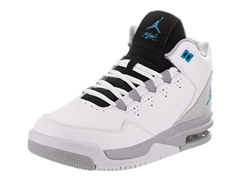 Zapatillas Jordan - Flight Origin 2 Bg blanco/azul/gris talla: 38: Amazon.es: Zapatos y complementos
