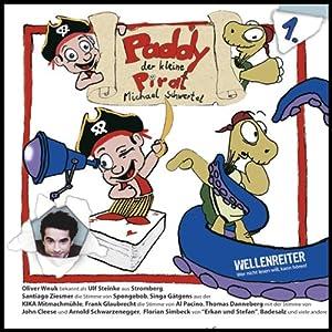 Paddy, der kleine Pirat Hörspiel
