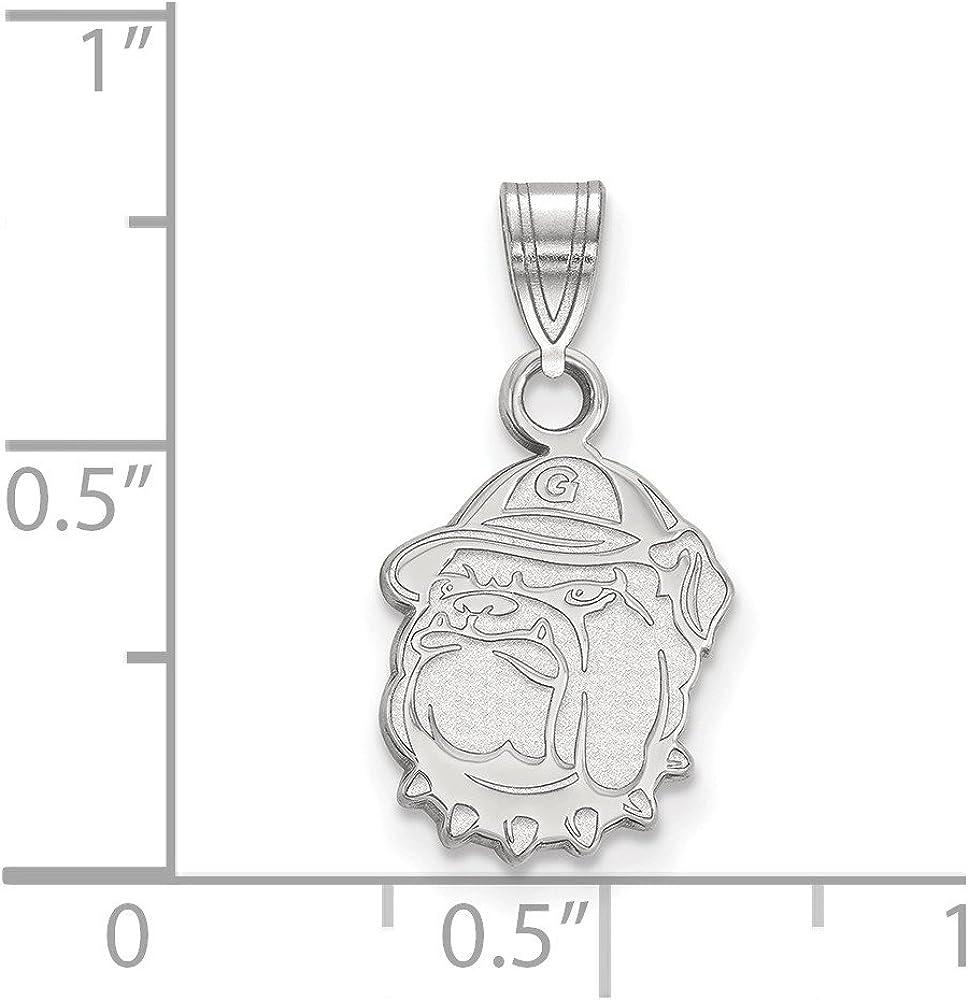FB Jewels Sterling Silver LogoArt Arkansas State University Small Pendant