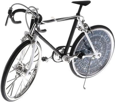 non-brand Escala 1/10 Juguete de Modelo de Diecast Bicicleta de Carreras de Aleación para Niños - N: Amazon.es: Juguetes y juegos