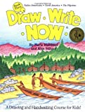 img - for Draw Write Now, Book 3: Native Americans, North America, Pilgrims (Draw-Write-Now) by Marie Hablitzel, Kim Stitzer (5/1/1996) book / textbook / text book