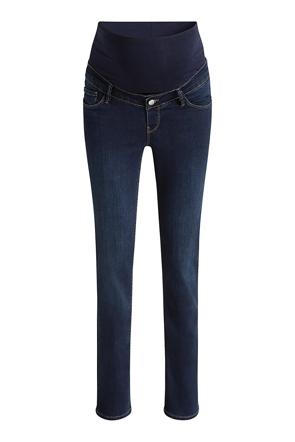 ESPRIT Maternity Women's Pants Denim OTB Straight Jeans TASK LICENSE B.V. G8C009