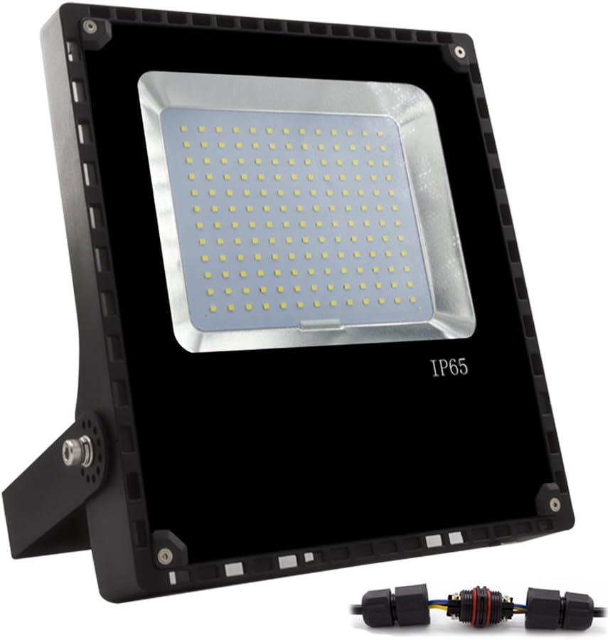 Blanc froid 6000K,Eclairage de S/écurit/é Eclairage de s/écurit/é ALOTOA 30W Projecteur Ext/érieur LED Imperm/éable IP65 3000lm Equivalent /à ampoule halog/ène 100W