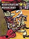 Histoires de musiciens par Crittin