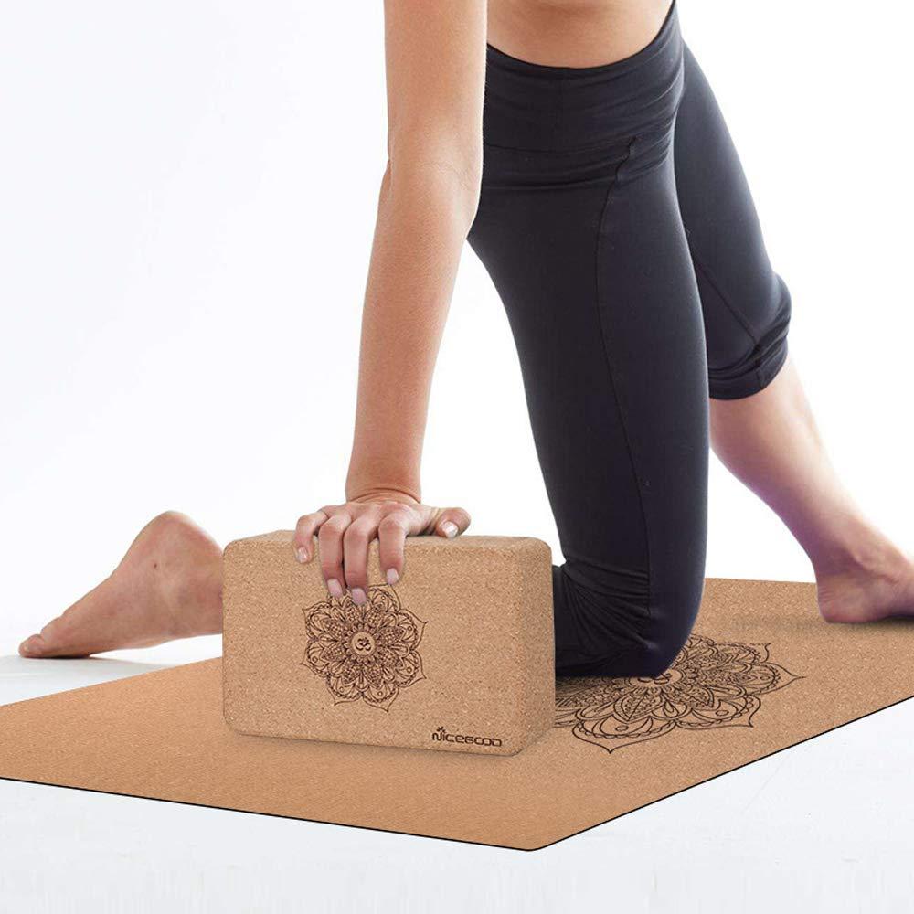 Bloques De La Yoga Completos, Yoga - Prima 100% Natural Solo ...