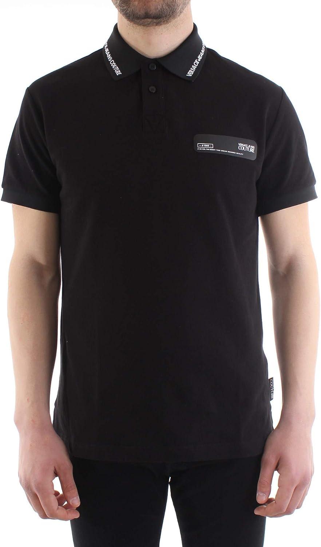 Versace Jeans B3GVB7P536571003 - Polo para Hombre * 50: Amazon.es ...