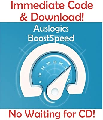 Auslogics BoostSpeed 8 (3-Computers, 1-Year License) [Download]