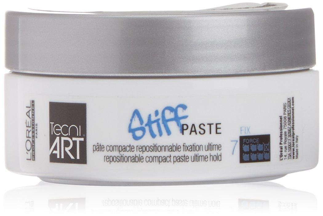 L'Oreal Professional Tecni.Art Stiff Repositionable Compact Paste, 2.5 Ounce