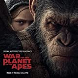 War For The Planet Of The Apes (Gatefold sleeve) [180 gm 2LP black vinyl]
