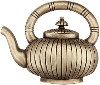 product image for Acorn Manufacturing DQCAP Artisan Collection Teapot Knob44; Antique Brass