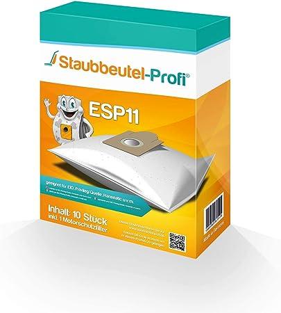 Serie Varia Staubbeutel Premium Staubsaugerbeutel passend für EIO Pro Edition