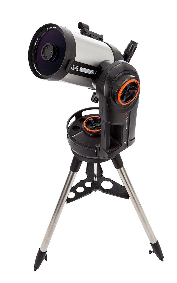 【国内正規品】 CELSTRON 天体望遠鏡 NEXSTAR EVOLUTION 6 自動導入 wifi機能搭載 日本語取説付 CE12090 口径150㎜シュミカセグレン望遠鏡 自動導入赤道義タイプ  B00XH70QHU