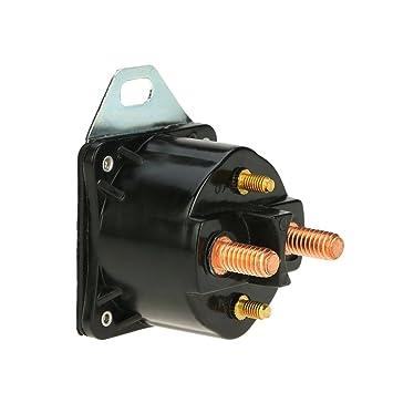 kkmoon Bujía Bujía De Precalentamiento Relé magnético Válvula para Ford 7,3 L Powerstroke Hace schüren Diesel: Amazon.es: Coche y moto