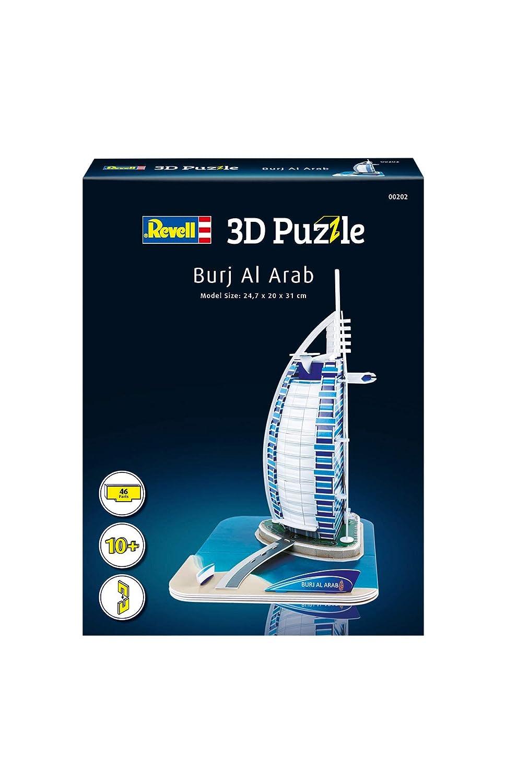 Revell 00202 Burj Al Arab 3D Puzzle 3D Puzzles