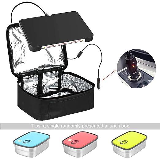 Yiboss Nini - Bolsa térmica con pequeño calentador eléctrico para ...