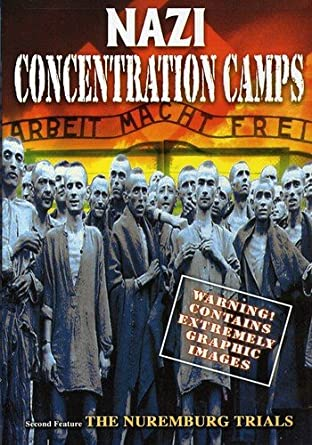 Nazi Concentration Camps & Nuremburg Trials [DVD] [Region 1] [NTSC] [Reino Unido]