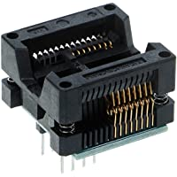 BIlinli SOP16 al Adaptador DIP8 300mil Socket IC