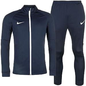 74c041b548ddfd Nike Herren Dry Squad 17 Trainingsanzug Obsidian White S  Amazon.de ...