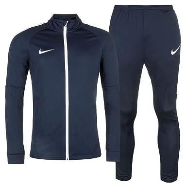 b43189f85c76a Survêtement 2 pièces pour homme, chaud, Sports Academy - Bleu - Taille  Unique