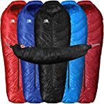 Hyke Byke Crestone Hammock Compatible Down Sleeping Bag 15 Degree F Bag For Hammock Or Ground Camping And Backpacking Innovative Lightweight Underquilt And Top Quilt Combo