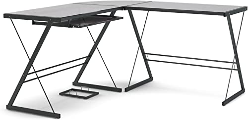 Gibson Living Madison L-Shaped Computer Desk
