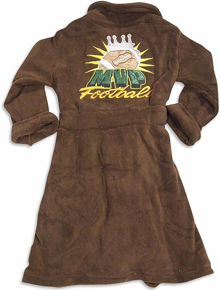 MacHenry Originals Little Boys Microfiber MVP Football Robe
