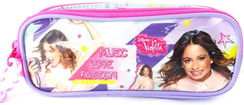 Kit rosa Violetta(dobles compartimentos).: Amazon.es: Equipaje