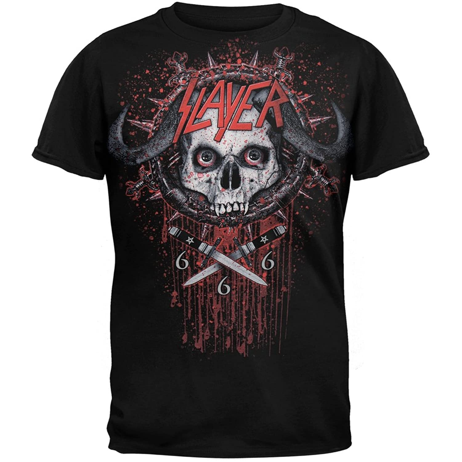 Slayer - Demon Crest Tour T-Shirt