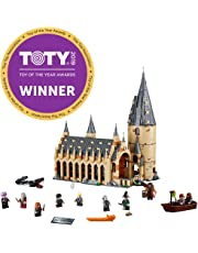 LEGO Harry Potter Hogwarts Great Hall 75954 Building Kit and Magic Castle Toy (878 Piece)