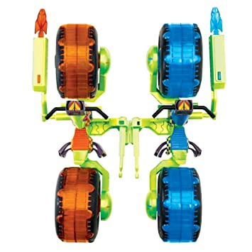 Teenage Mutant Ninja Turtles TUAB5100 The Rise Vehicle with ...
