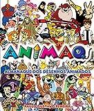 capa de Animaq. Almanaque dos Desenhos Animados