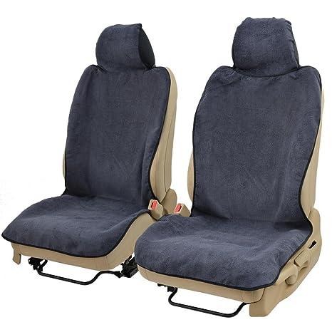 Amazon.com: Funda para asiento contra el sudor, 2 piezas ...