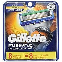 Gillette Fusion5 ProGlide Power Men's Razor Blades – 8 Refills