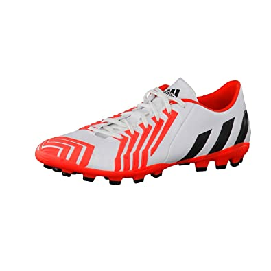 fb1ba8d238d0 adidas Predator Absolion Instinct AG Football Soccer Shoes Boots White red   Black