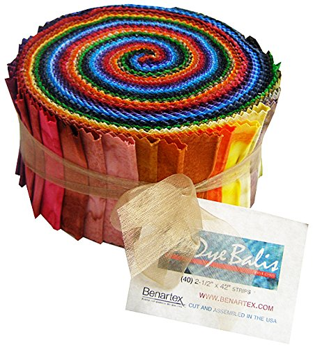 quilting jelly rolls batik - 9