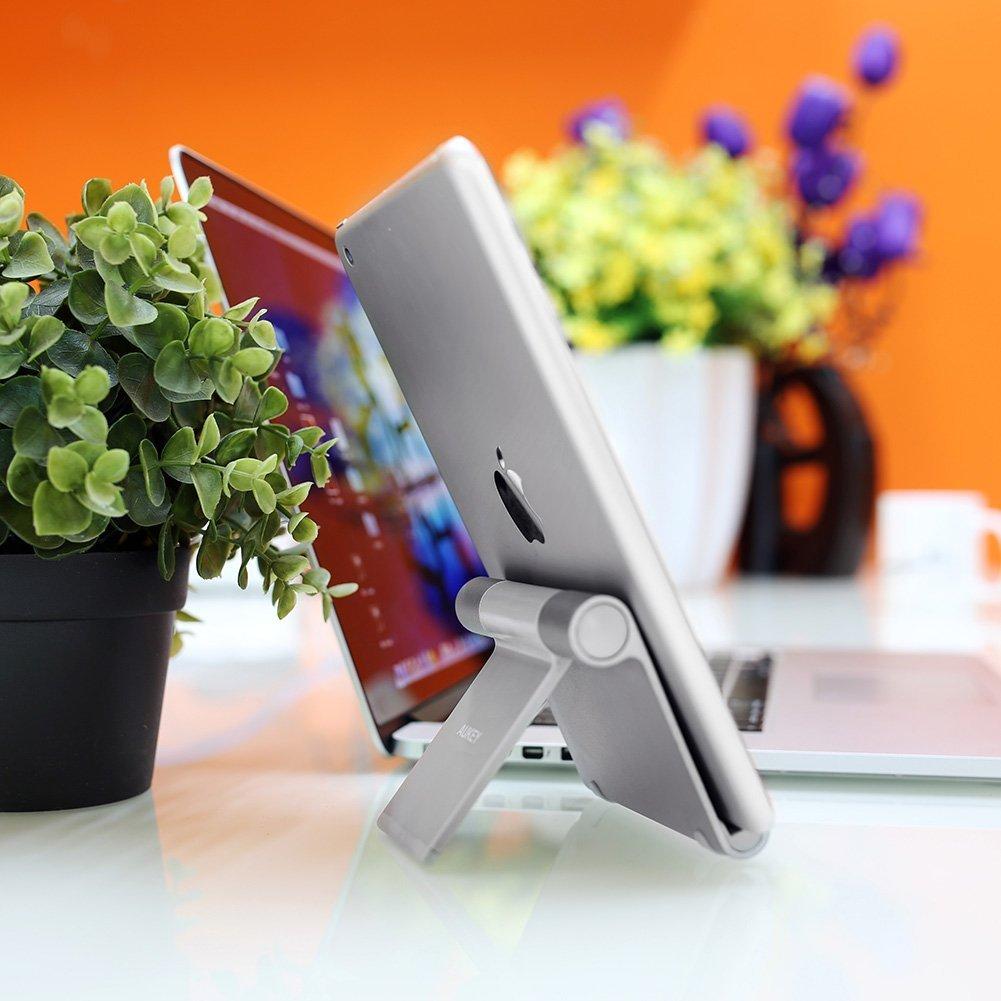 Aukey supporto stativo in alluminio / stand da tavolo per ...