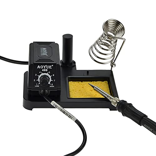 Variable Power Soldering Station With Removable Tip detail review