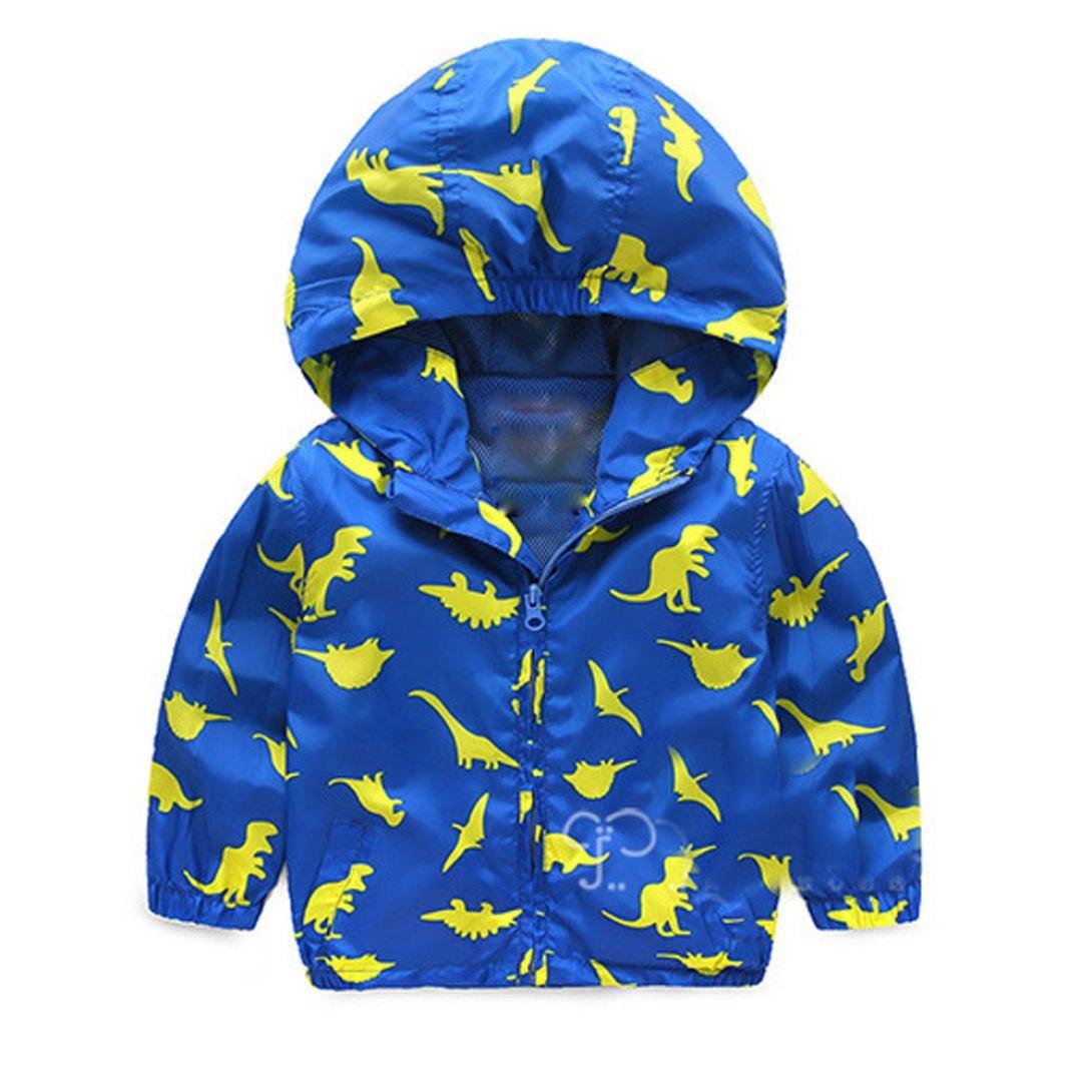 9a3ce8de0 Amazon.com  Fineser TM Baby Infant Girls Boys Dinosaur Printed ...