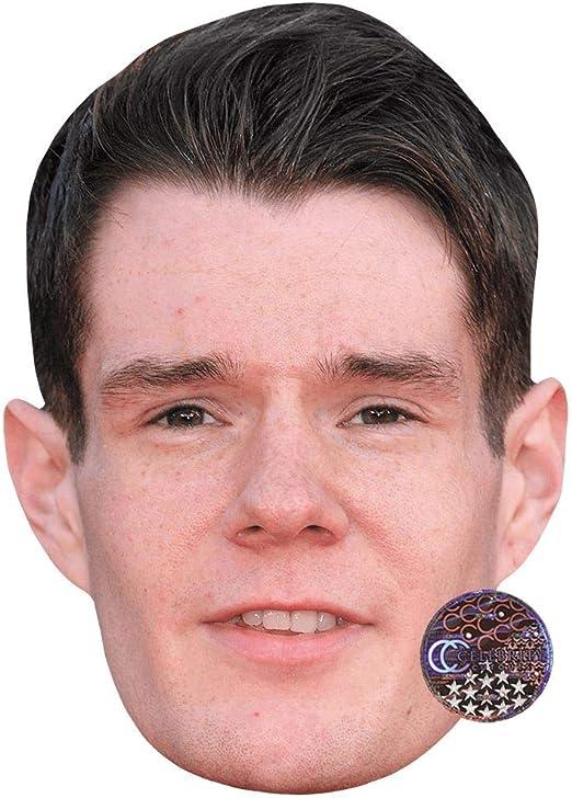 Sam Worthington Celebrity Mask Card Face and Fancy Dress Mask